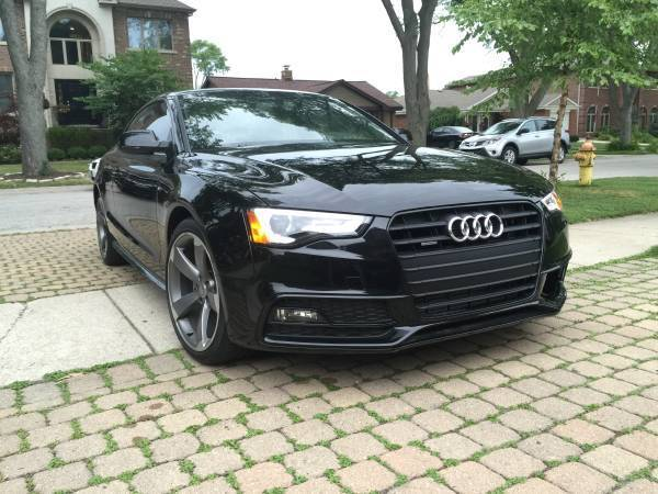 Audi Coupe S5 Black Optic Wiring Diagrams Repair Wiring