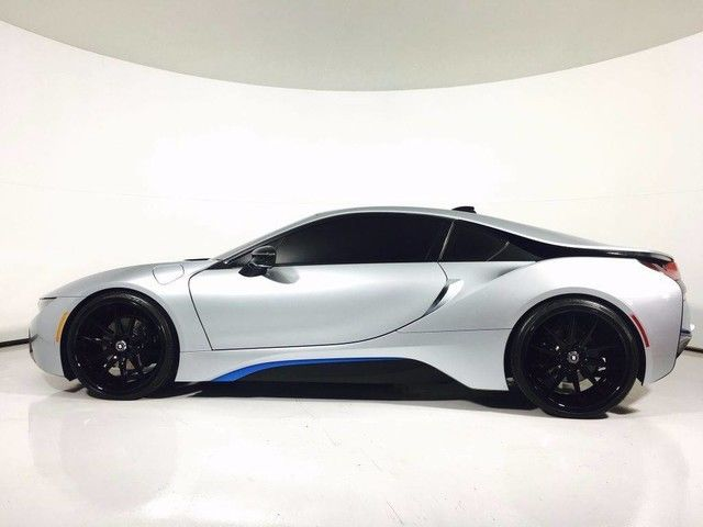 Wby2z2c50fvx64944 2015 Bmw I8 I8 World Pkg 22 Custom Wheels