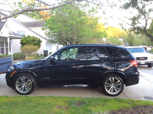 5uxkr0c50f0k58581 2015 Bmw M Sport Package X5 Carbon
