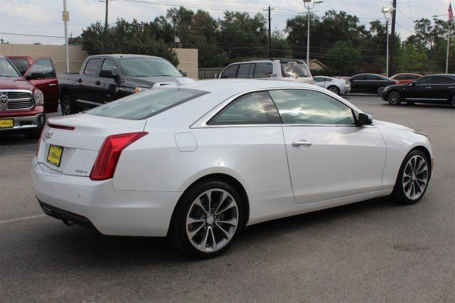 1g6ab1rx0f0118436 2015 Cadillac Ats Coupe Luxury Rwd
