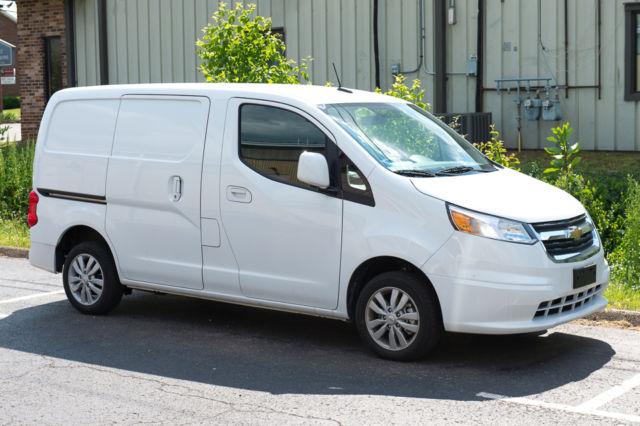 3n63m0zn1fk703783 2015 Chevrolet City Express Lt Mini