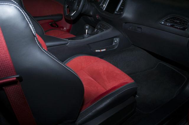 2c3cdzc99fh815953 2015 Dodge Challenger Hellcat Black
