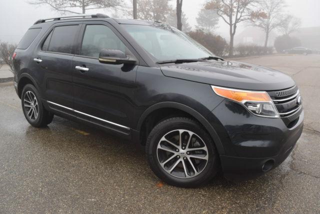 1fm5k7d88fgb30631 2015 ford explorer xlt sport utility 4 door 35lpanoramicnavi18 alloys3 row - 2015 Ford Explorer Xlt Dark Side