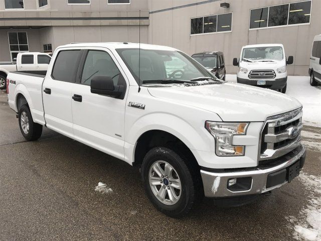 1ftfw1eg0ffa42923 2015 ford f 150 xlt 4x4 long box 35736 miles oxford white crew cab pickup twin t. Black Bedroom Furniture Sets. Home Design Ideas