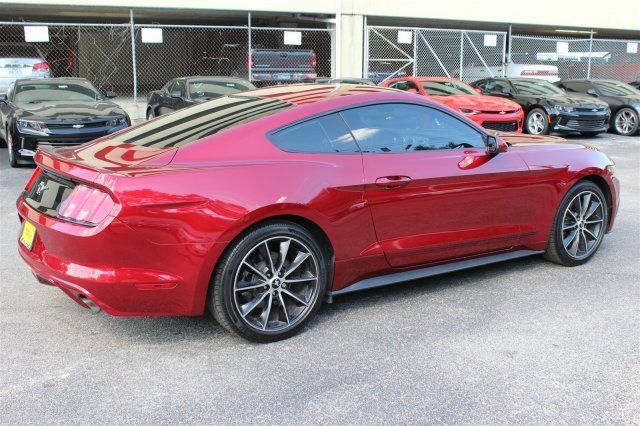 1fa6p8th6f5433989 2015 Ford Mustang Ecoboost Coupe