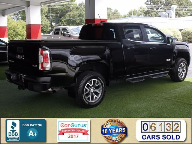 1gtg6be33f1238066 2015 Gmc Canyon 4wd Sle Crew Cab Long