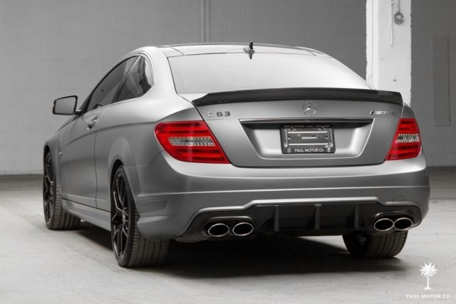 Wddgj7hb3fg391340 2015 mercedes benz c63 amg edition 507 for Mercedes benz platinum amex