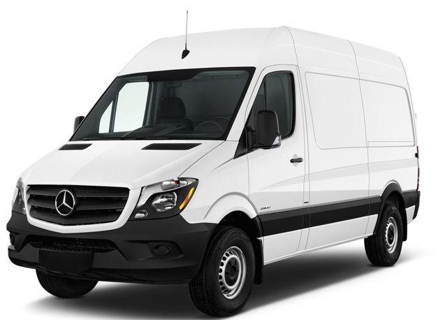 2015 Mercedes-Benz Sprinter 2500 144 Cargo Van High Roof ...