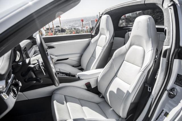 2015 Porsche 911 Targa White