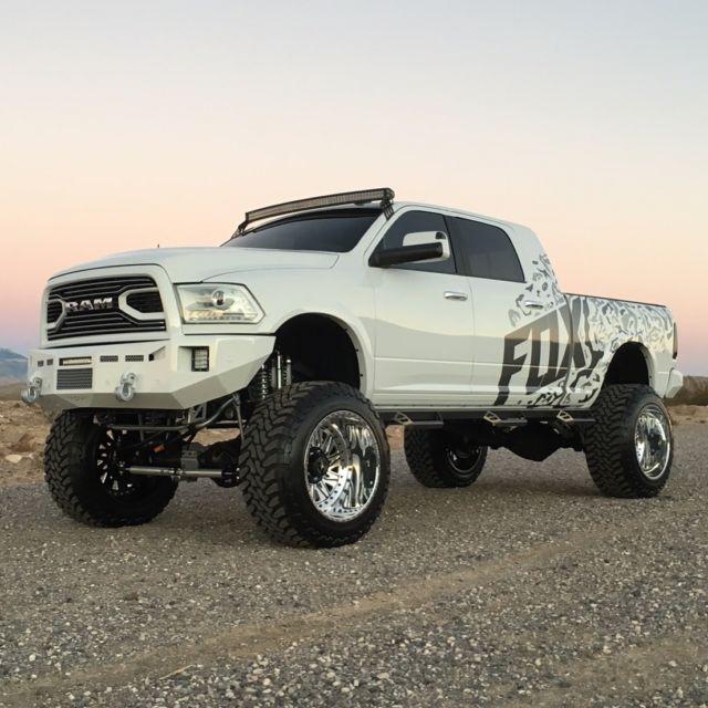 3c6ur5nl1gg106218 2015 Ram 2500 Laramie Lifted Sema Truck