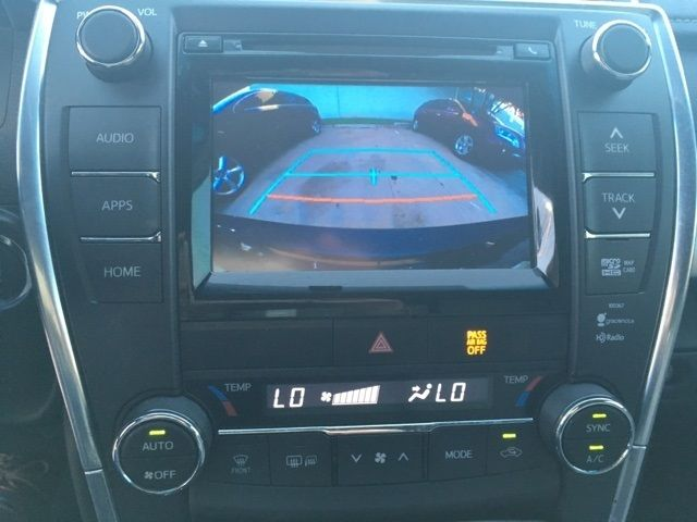 4t1bf1fk4fu949618 2015 Toyota Camry Xse 2202 Miles