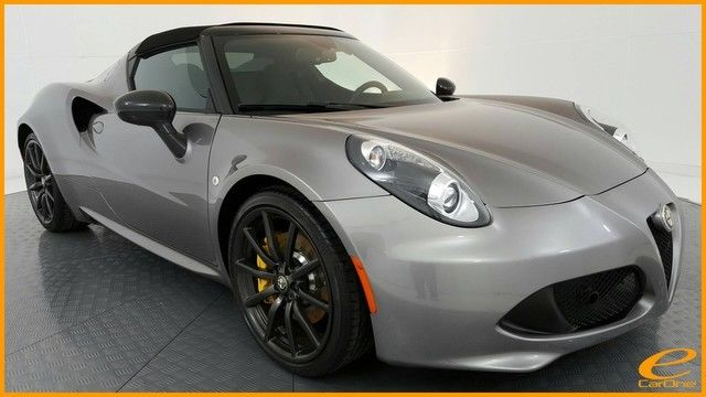 zarbaab46gm181304 2016 alfa romeo 4c for sale. Black Bedroom Furniture Sets. Home Design Ideas
