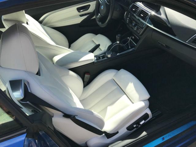 Wbs3u9c5xgp968890 2016 bmw m4 convertible individual interior trim custom factory color 92k msrp for Mr trim convertible tops and interiors