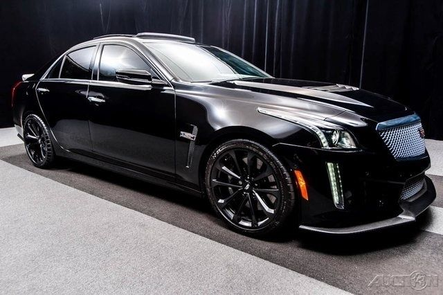 Image for 2016 Cadillac Cts Sedan