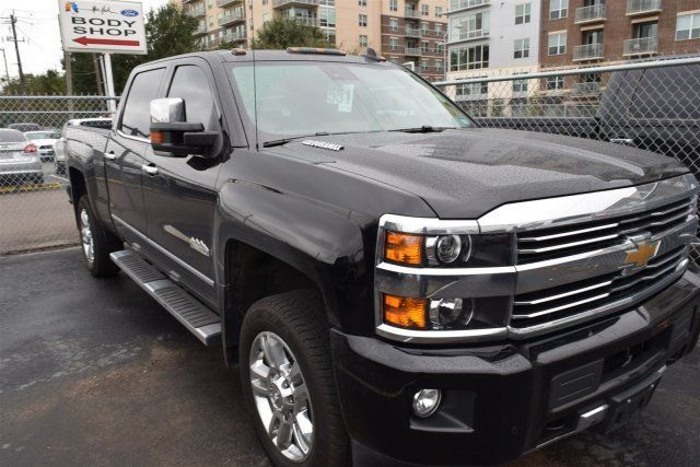1gc1kxe84gf210355 2016 chevrolet silverado 2500hd high country 22969 miles black crew cab pickup t. Black Bedroom Furniture Sets. Home Design Ideas