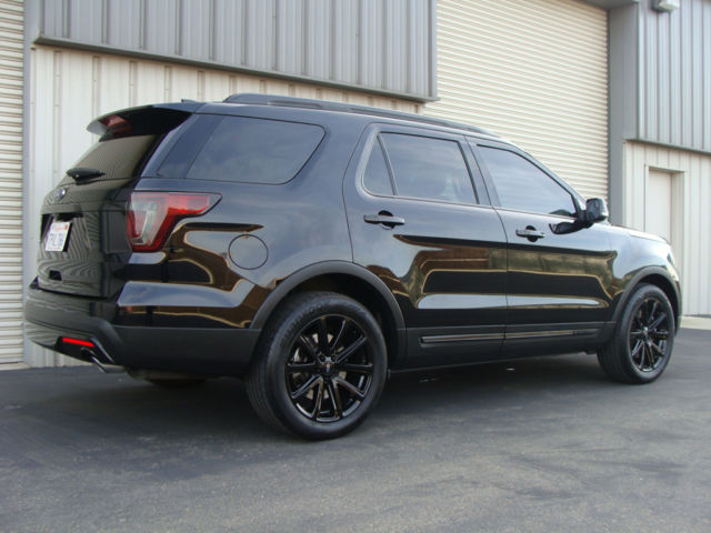 How To Sell A Car Without Title >> 1FM5K7F8XGGB64147 - 2016 Ford Explorer LIMITED, Black/Black, Blacked out - LOADED -LOW MILES,PERFECT