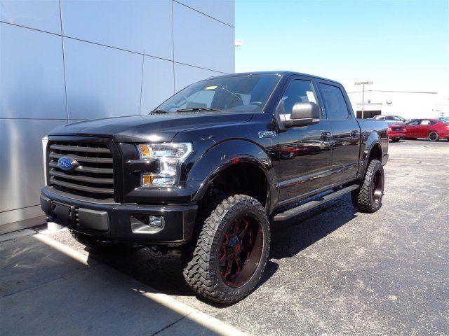 1ftew1ef7gfc98335 2016 ford f 150 xlt 4x4 6 dsi lift truck 19 miles shadow black crew cab pickup. Black Bedroom Furniture Sets. Home Design Ideas