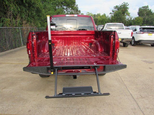 1ftew1ef0gfd40778 2016 Ford F150 King Ranch 5 Miles Ruby Red