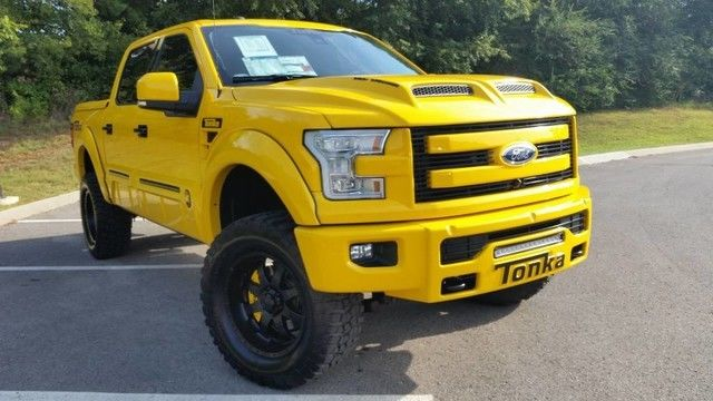 1ftew1ef2gke66373 2016 Ford F150 Tonka Edition By Tuscany Shelby