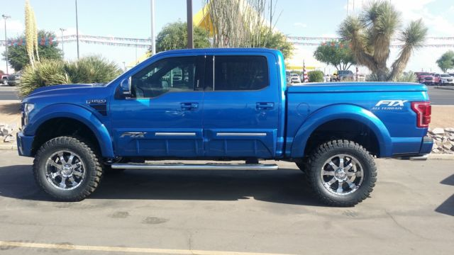 F150 Rims And Tires Package >> 2016 Ford FTX Tuscany F150 in Blue Flame **NEW** - 1ftew1ef9gfb84756