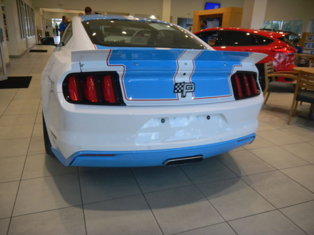1fa6p8cf0g5336951 2016 Ford Mustang Richard Petty Garage