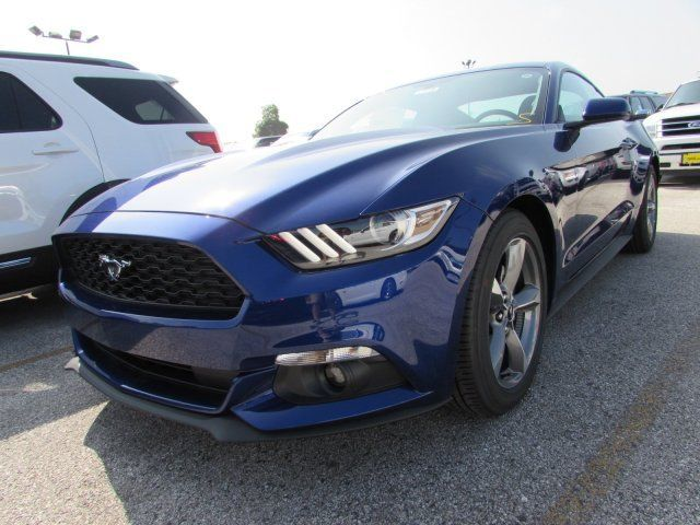 1fa6p8am3g5317313 2016 Ford Mustang V6 25 Miles Deep