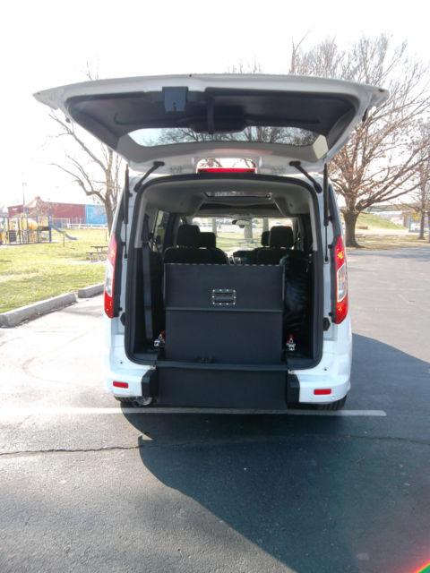 bc42bbf4b2 NM0GE9F7XG1260058 - 2016 Ford Transit Connect XLT LWB Wheelchair ...