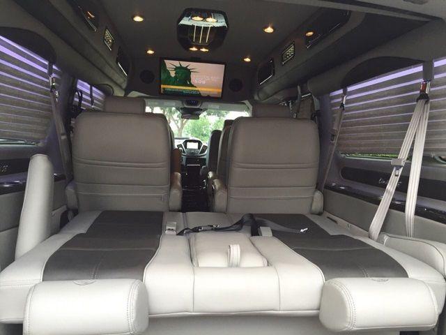 Ford Explorer Limited >> 2016 Ford Transit Explorer Conversion Van - 1FTYE9ZGXGKA21588