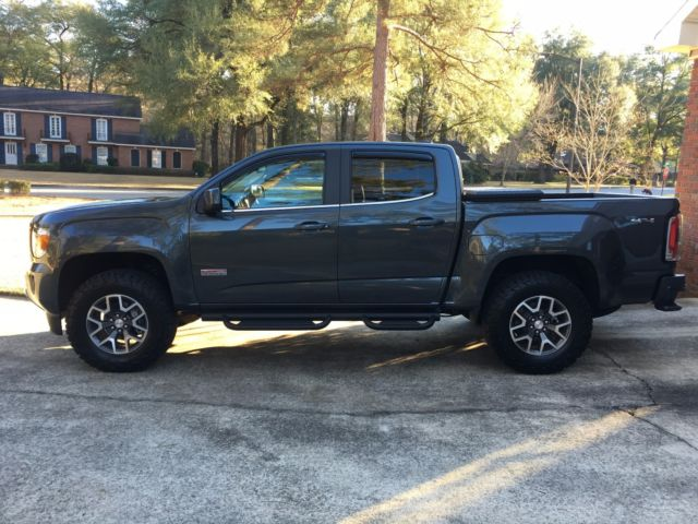 1GTG6CE38G1136267 - 2016 GMC Canyon SLE All Terrain 4x4 Loaded Navigation Low Miles