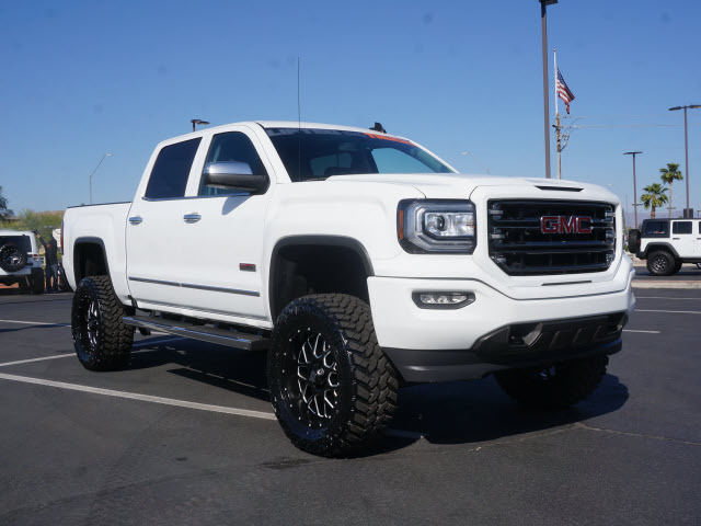 3gtu2mec5gg366774 2016 gmc sierra 1500 sle 9838 miles summit white 4x4 sle 4dr crew cab 5 8 ft sb. Black Bedroom Furniture Sets. Home Design Ideas
