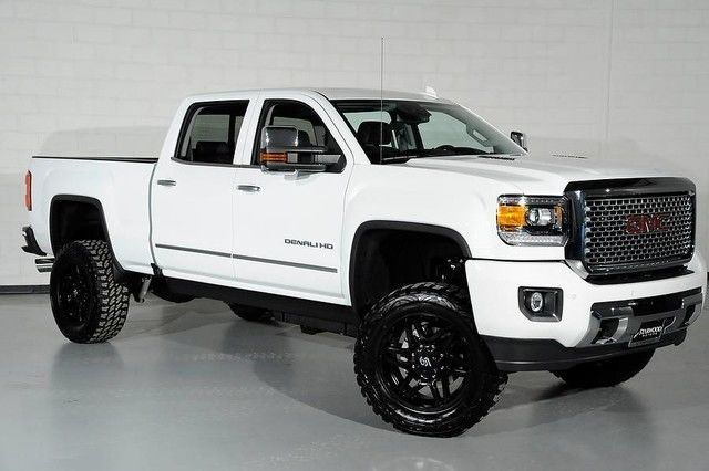 1gt12ue83gf192574 2016 gmc sierra 2500 hd denali lifted 4x4 crew cab diesel. Black Bedroom Furniture Sets. Home Design Ideas