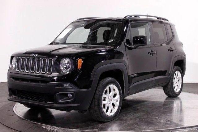 zaccjbbt1gpc51580 2016 jeep renegade latitude 13932 miles carbon black metallic suv 2 4l i4 multia. Black Bedroom Furniture Sets. Home Design Ideas