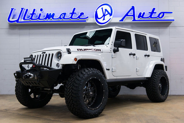 Jeep Wrangler Dealership >> 1C4BJWFGXGL224916 - 2016 Jeep Wrangler Rubicon Hard Rock ...