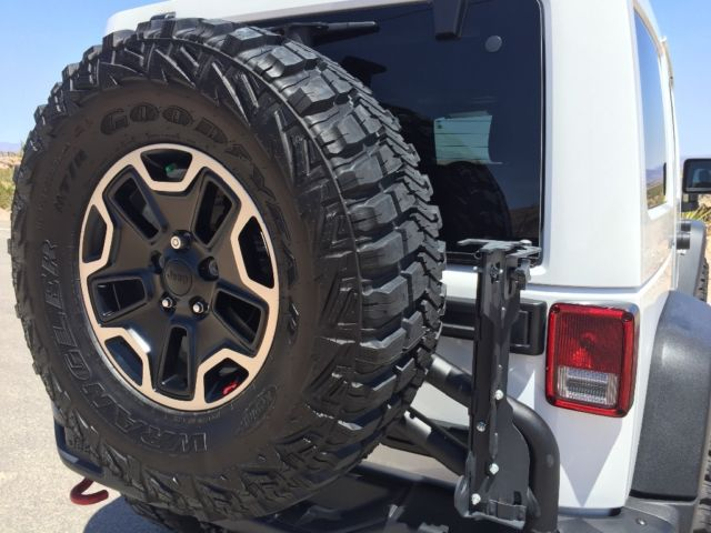 1C4BJWFG6GL115661 - 2016 Jeep Wrangler Unlimited Rubicon ...
