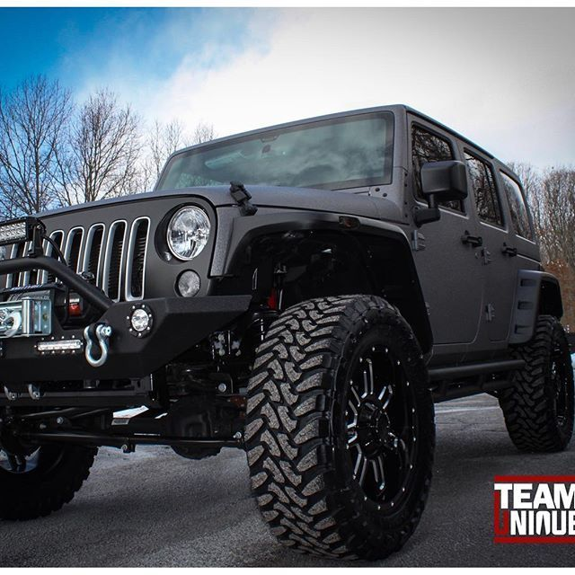 1c4hjweg5gl118482 2016 Jeep Wrangler Unlimited Quot Team