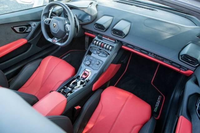 zhwur1zf5gla05010 2016 lamborghini huracan 300k msrp convertible spyder spider. Black Bedroom Furniture Sets. Home Design Ideas