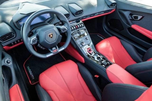 ZHWUR1ZF5GLA05010 - 2016 Lamborghini Huracan 300k MSRP ...
