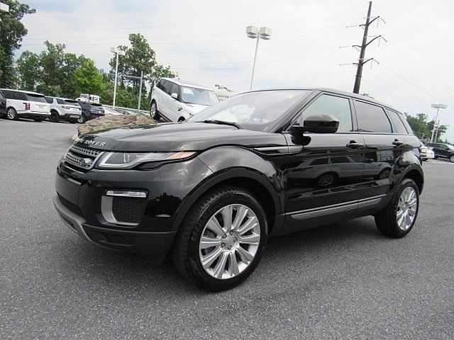 salvp2bg7gh078528 2016 land rover range rover evoque se 8591 miles santorini black metallic sport. Black Bedroom Furniture Sets. Home Design Ideas