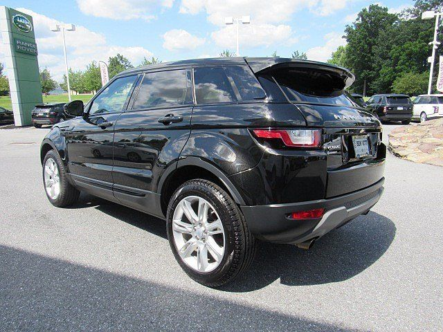 salvp2bg0gh079696 2016 land rover range rover evoque se 9075 miles santorini black metallic sport. Black Bedroom Furniture Sets. Home Design Ideas