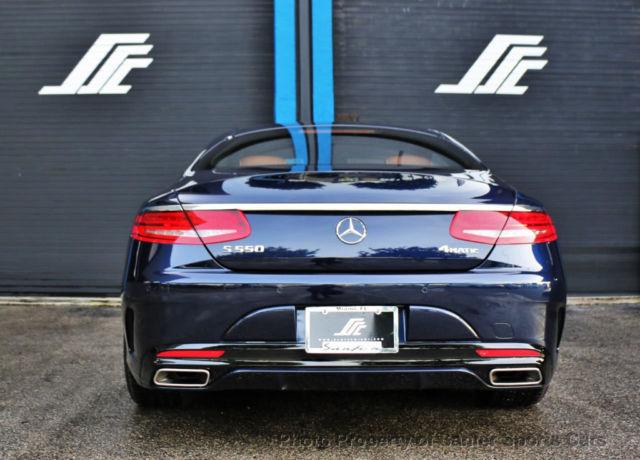 Wddxj8fbxga011505 2016 mercedes benz s550 sport coupe for Mercedes benz s550 msrp