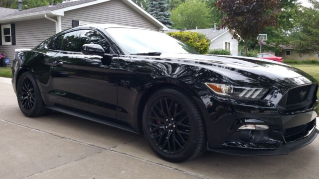 1fa6p8cf7g5201644 2016 mustang gt w roush rs3 supercharger 670hp. Black Bedroom Furniture Sets. Home Design Ideas