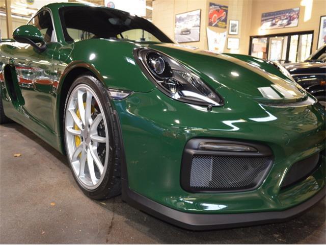 Wp0ac2a85gk191442 2016 Porsche Cayman Gt4 Porsche Paint