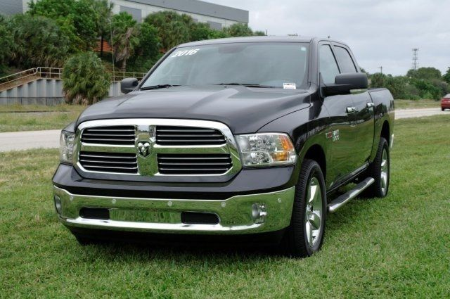 used 2016 ram 1500 v6 crew cab big horn 4x4 for sale in autos post. Black Bedroom Furniture Sets. Home Design Ideas