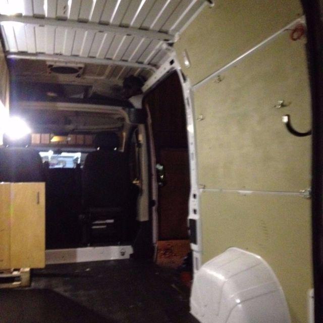 2016 Ram ProMaster High Roof Cargo Van
