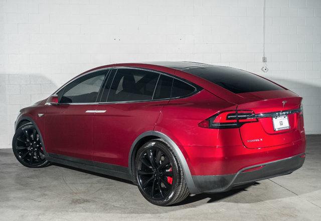 5yjxcbe43gfs00153 2016 Tesla Model X Awd 4dr P90d Ltd