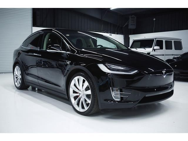 5yjxcbe48gf000742 2016 tesla model x p90d 4252 miles black electric 532hp 713ft lbs automatic. Black Bedroom Furniture Sets. Home Design Ideas