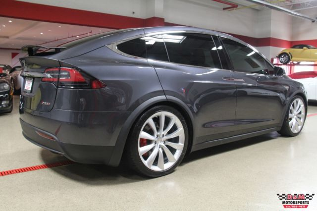 Tesla P90d For Sale >> 5YJXCAE44GF000439 - 2016 Tesla Model X P90D 4521 Miles ...