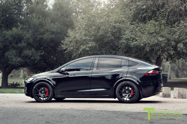 5yjxcae45gf000885 2016 tesla model x p90d ludicrous one of a kind by tsportline. Black Bedroom Furniture Sets. Home Design Ideas