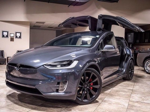 5yjxcae4xgf005645 2016 tesla model x p90d msrp 9k 22 autopilot 90kw dual motor all wheel drive. Black Bedroom Furniture Sets. Home Design Ideas