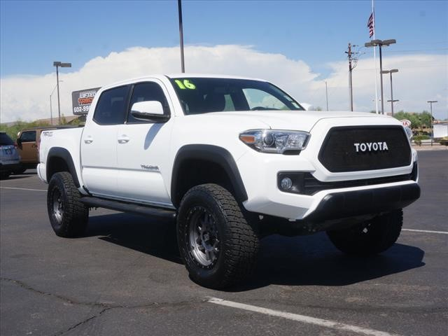3tmaz5cn0gm006595 2016 toyota tacoma crew cab trd off road lifted truck for sale low 13k miles. Black Bedroom Furniture Sets. Home Design Ideas